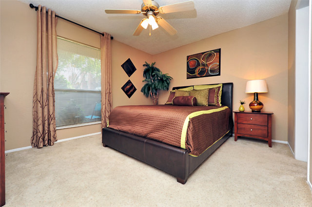Greenbriar Apartments In Plano TX | Bedroom